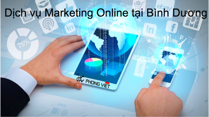Dịch vụ marketing online tại bình dương
