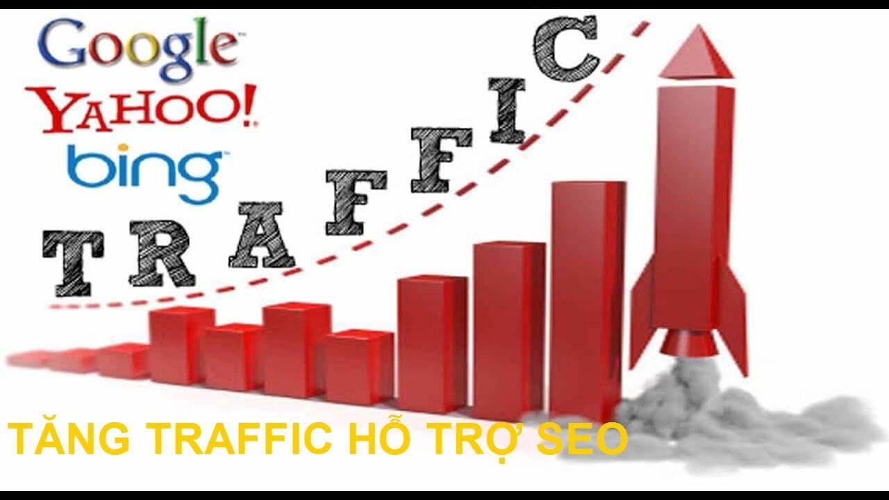 dịch vụ tăng traffic hỗ trợ SEO