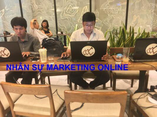 Nhân sự marketing online