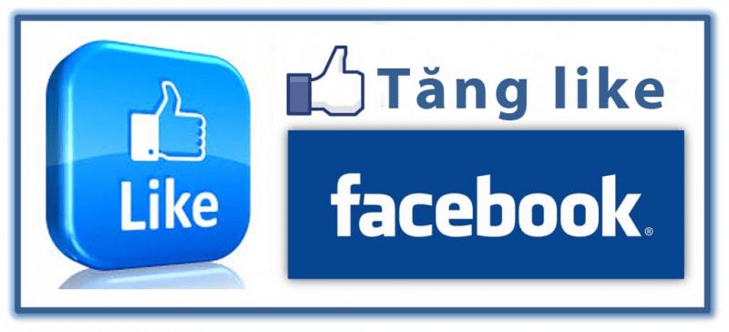 Tăng like Fanpage 2018
