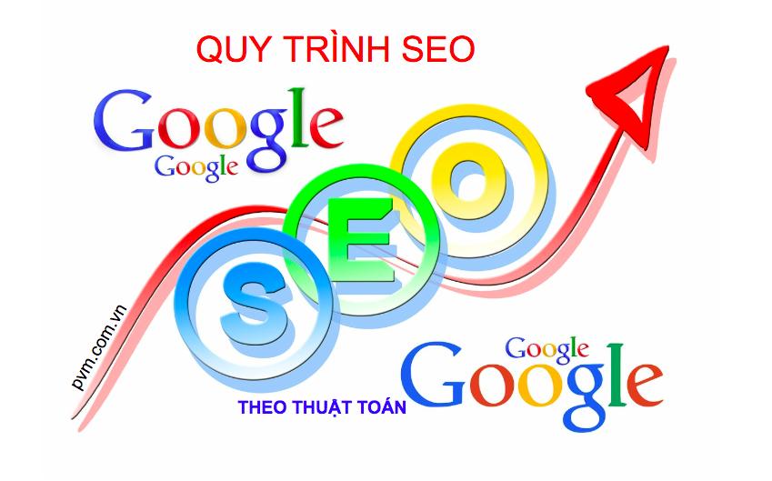 quy trình seo theo thuật toán google mới nhất