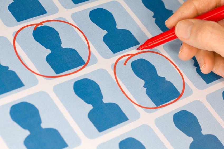 Target đối tượng facebook nhóm độ tuổi