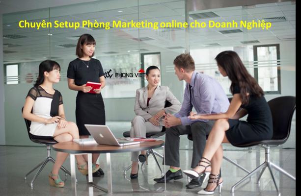 chuyen setup phong marketing cho doanh nghiep