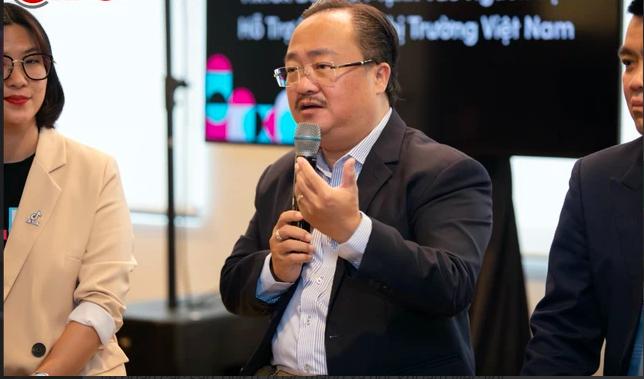 Ông Nguyễn Ngọc Dũng – Phó Chủ tịch VECOM